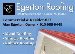 egerton roofing